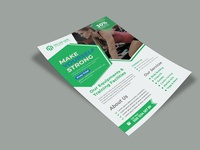 Corporate Martketing Flyer Design Template