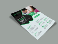 Medical Health  Flyer Design Template