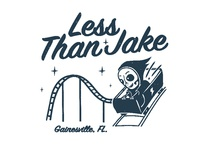 Less Than Jake Coaster