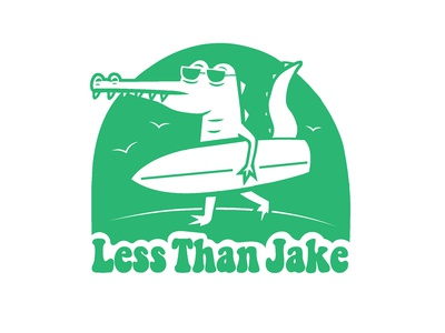 Less Than Jake - Cool Croc