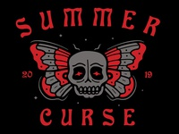 Summer Curse - Death Moth