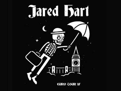 Jared Hart - Euro Tour 18'