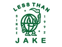 Less Than Jake - Globe