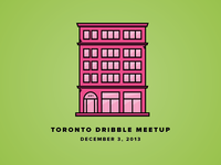 Official Dribbble Meetup Toronto - Dec 3, 2013