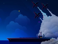 Planes and Ships