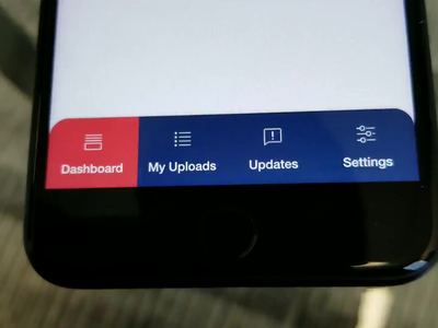 Bottom Navigation Pattern menu nested navigation navbar app bar navigation ux ui mobile
