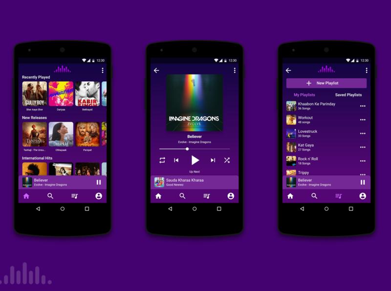 Music Player Screens_1