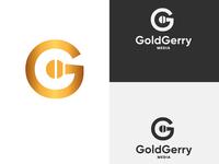 GoldGerry- Logo Design