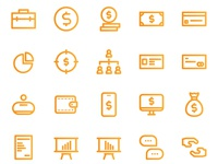 bussines iconset