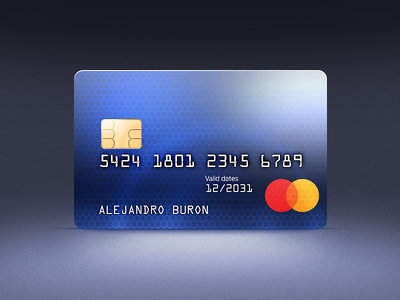 Card 1730 mastercard payments finance credit icon card ui