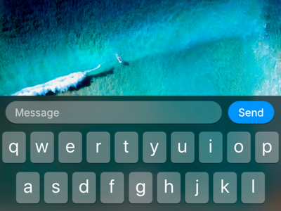 Unibody Keyboard