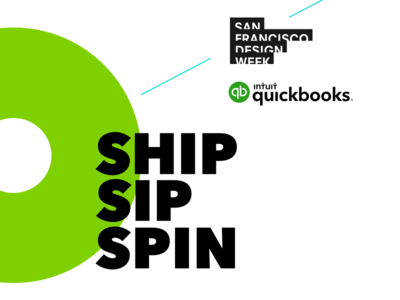 San Francisco Design Week 2018 + QuickBooks