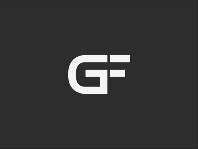 Graphene Logo Design g and f logo f letter g letter negative space logo negative space negativespace fitness studio fitness fitness logo monogram letter mark monogram logo monogram logo letter branding and identity logo lettermark logotype letter branding design branding