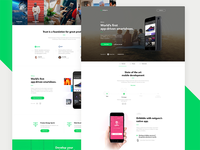 Netguru Redesign - Mobile Development