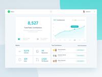 GitItBack - Dashboard