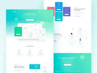 GitItBack - Landing Page