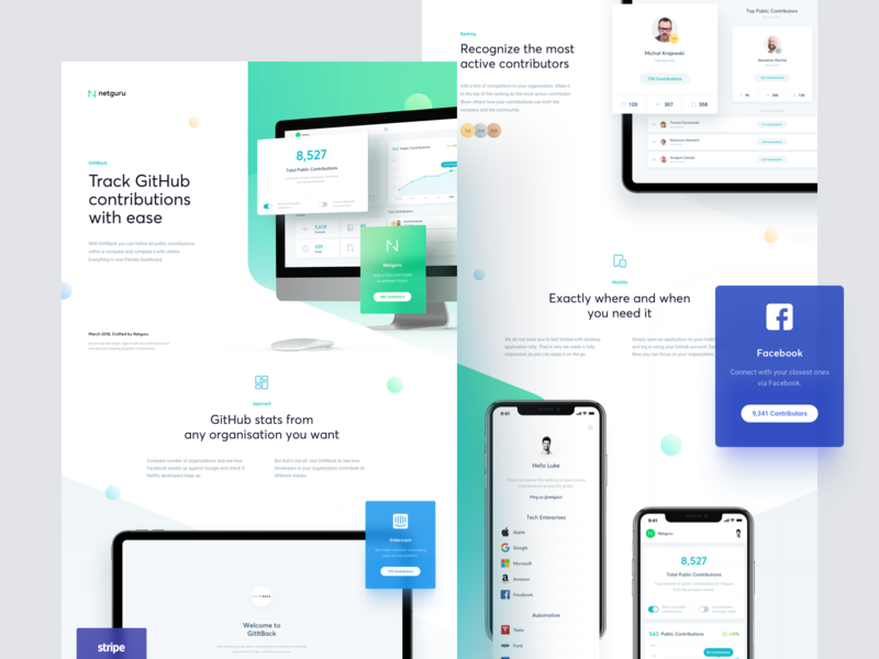 GitItBack — Behance Case Study