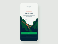 Travel Quest App - 05 - Onboarding