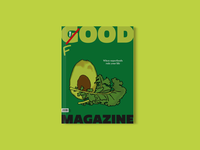 THE GOOD MAGAZINE | Food