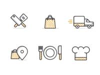 Stadshap icons