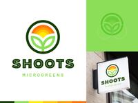 Shoots - Logo design