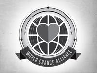 World Change Alliance Logo Concept