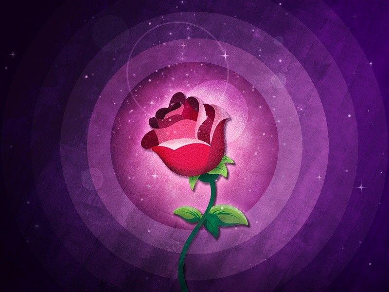 Beauty And The Beast: The Enchanted Rose By Jason Ratner