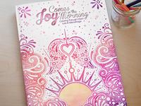 Coloring Book Cover Design