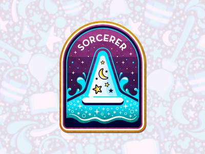 Sorcerer Badge
