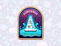 Sorcerer Badge