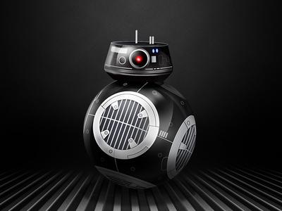 Meet BB-9E bb-9e droid force friday star wars