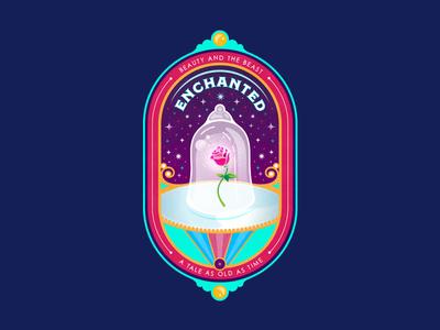 Enchanted Badge