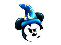Quickie Mickey-Sorcerer Mickey!
