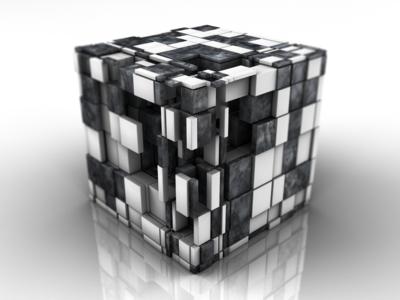 Unusual Cube