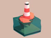 Obligatory lighthouse