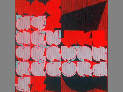 Designliga typeface [osetr poster typography tfont designliga anselmdastner