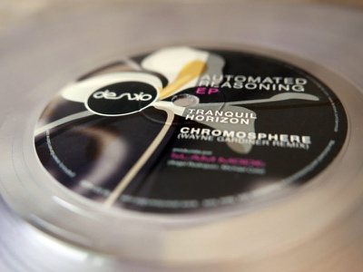 desvio clear vinyl anselm dastner slam mode flowers ambient records vinyl desvio