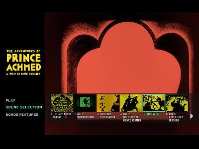 Achmed anselm dastner milestone bd dvd