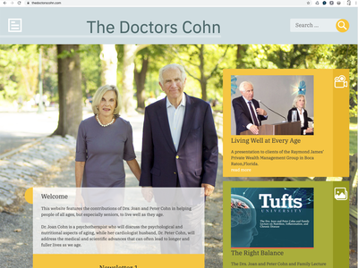 thedoctorscohn.com website