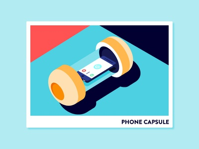 Phone Capsule