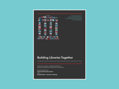 Building Libraries Together