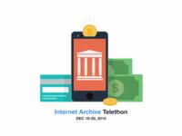 Internet Archive Telethon