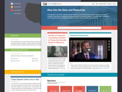 Political TV Ad Archive internet archive archive digital archive presidential candidate politicians politics political ads
