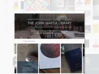 John Maeda Library at Designer Fund
