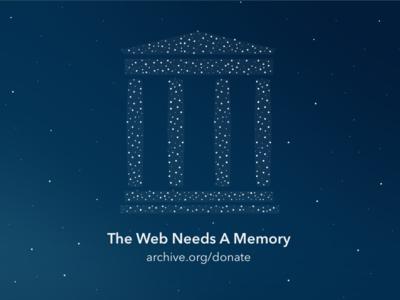 The Web Needs A Memory