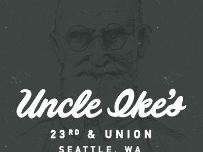 Uncle Ike's Identity + Signage