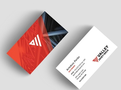 Valley Joist Identity + Website