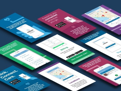 Swedish Health Connect App Campaign