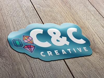 Full Branding for Clock and Cherry icon vector graphic design design logo branding brand development typography
