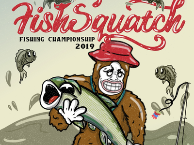 FishSquatch Fishing Champ 2019, Jessica Goldsmith